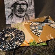 CD, enveloppe et étui de toile