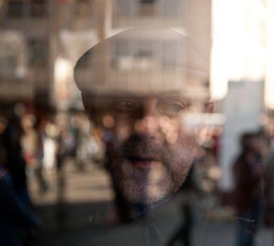 Jacques Bonnaffé, dans un reflet artistique